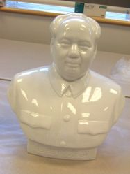 Bust of Chairman Mao