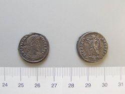 Nummus of Constantius II