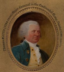 Thomas Mifflin (1744-1800)