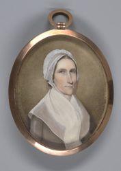 Lady, possibly Mrs. James Gittings