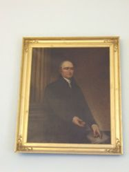 Timothy Dwight, B.A. 1769, President of Yale University 1795–1817