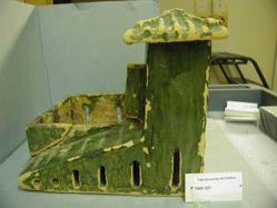 Model of a Barnyard