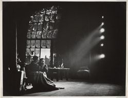 Peasant Couple Seated on Stage, from the series Metropolitan Opera