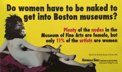 Do Women Have to Be Naked to Get into Boston Museums?