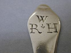 Porringer Spoon