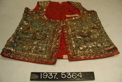 Nautch Girl's Costume