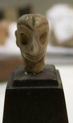 Sumerian Amulet Head