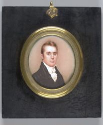 Benjamin Silliman (1779-1864), BA 1796, MA 1799