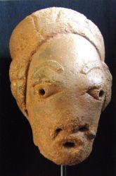 Female Head, Nok