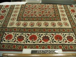 Table cloth of cotton