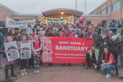 We Are a Sanctuary District, from the Voces de la Frontera box set