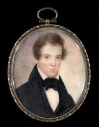 Daniel Powers (1815-1845), B.A. 1837