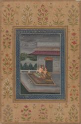 Ragini Sarang : Part of a Ragamala