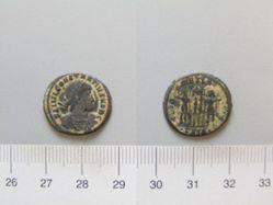 Nummus of Constantine I for Constantius II