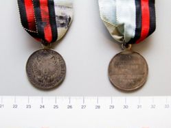 Brass Medal of the 1849 Pacification of Hungary and Transylvania