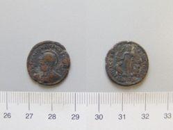 1 Nummus of Licinius II from Nicomedia