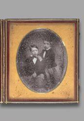 John and Louis La Farge as Boys