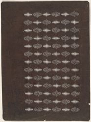 Abstraction [Japanese stencil design]