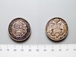 Medal of Lima, Peru