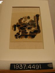 Fragment of tapestry