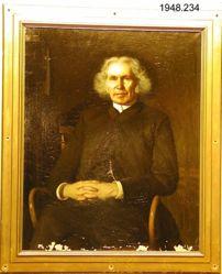 Amos Edward Lawrence (1812-1897), B.A. 1840, M.A. 1849