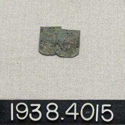 Bronze Scales (2 scales)