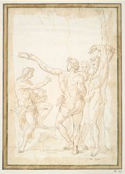 The Victory of Apollo over Marsyas