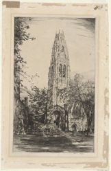 Harkness Memorial Tower - Yale