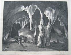 Grottes d'Osselles: La chaire à prêcher (Osselles Caves: The Pulpit)