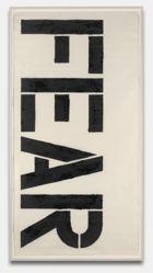 Untitled 1990 R 35 (Fear)