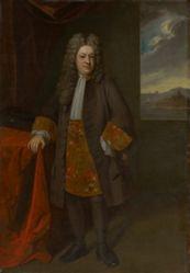 Portrait of Gov. Elihu Yale (1648/49–1721)