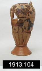 Black-figure Loutrophoros