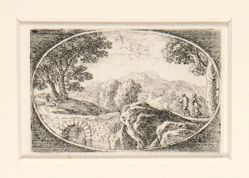 Variae Campestrum Fantasiae, set of 24 etchings including title page