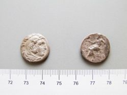 Coin from Asia Minor
