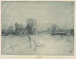 Winter in Narragansett