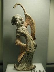 Terra Cotta dancing girl