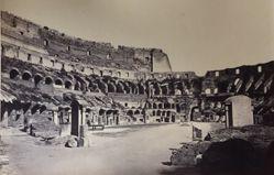Untitled (Roman Colosseum interior)