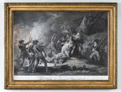 Death of General Montgomery in the Attack on Quebec
