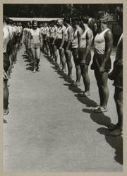 Athletes, from The Alexander Rodchenko Museum Series Portfolio, Number 1: Classic Images