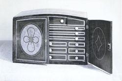 Cabinet, Jewelcase