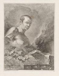 Portrait of Giovanni Battista Piranesi