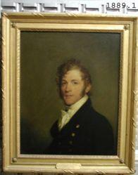 Captain Charles Knapp (1785-1859)