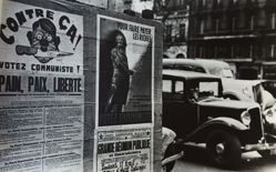 Posters, Hitler and Car