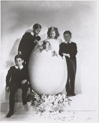 Easter in Manhattan (for Vogue magazine)
