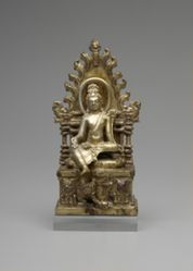 Seated Figure of Avalokitesvara