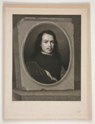 Portrait of Bartolomé Esteban Murillo