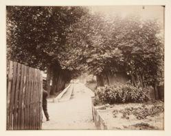 Point du jour, Porte du bas Meudon