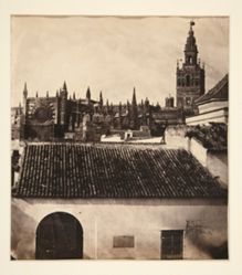Cathedral from the Alcazar, Seville