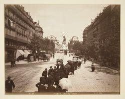 Funeral Cortege, Paris