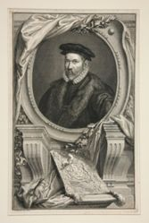 """Sir Nicholas Bacon"" / Thomas Wilson"